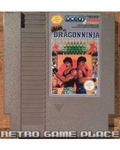 Jeu Dragon Ninja pour NES