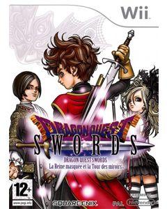Jeu Dragon Quest Swords : La Reine Masquée et la tour des miroirs pour Wii