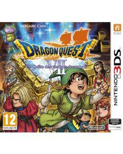 Jeu Dragon Quest VII La Quête des vestiges du monde pour Nintendo 3DS