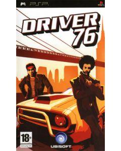 Jeu Driver 76 pour PSP