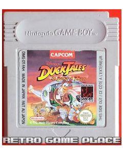 Jeu Duck Tales la Bande à Picsou pour Game Boy