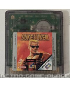 Jeu Duke Nukem pour Gameboy Color