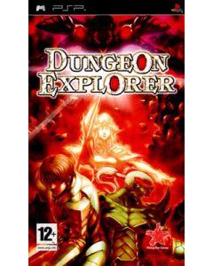 Jeu Dungeon Explorer pour PSP
