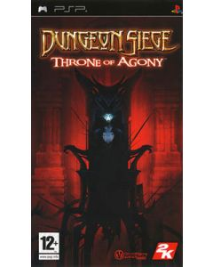 Jeu Dungeon Siege Throne of Agony pour PSP