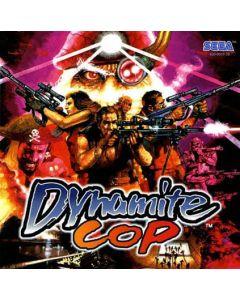 Jeu Dynamite Cop pour Dreamcast