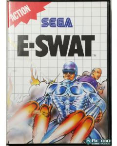 Jeu E-Swat pour Master System