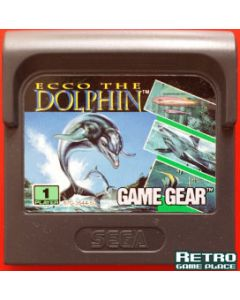 Jeu Ecco the Dolphin pour Game Gear