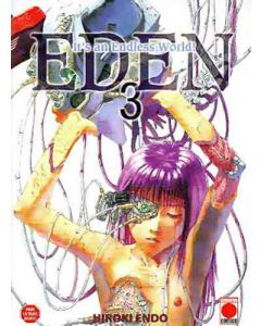 Manga Eden tome 03
