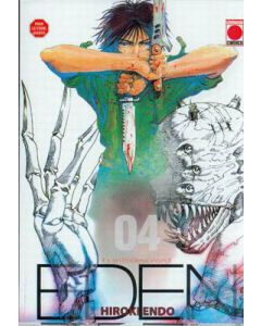Manga Eden tome 04