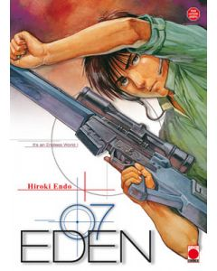 Manga Eden tome 07