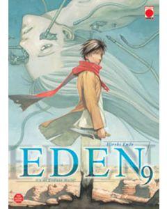 Manga Eden tome 09