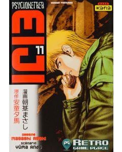 Manga Psychometrer Eiji tome 11
