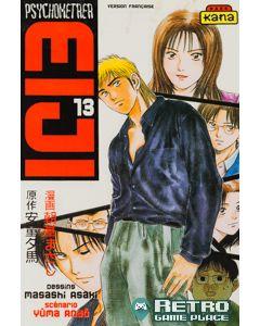 Manga Psychometrer Eiji tome 13