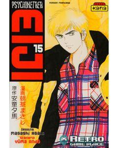 Manga Psychometrer Eiji tome 15