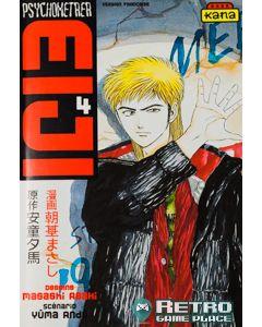 Manga Psychometrer Eiji tome 4