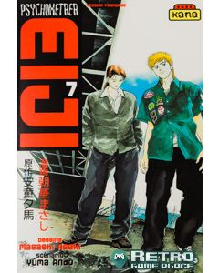 Manga Psychometrer Eiji tome 7
