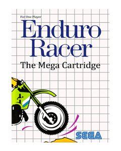 Jeu Enduro Racer pour Master System