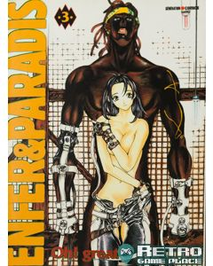 Manga Enfer & Paradis tome 03
