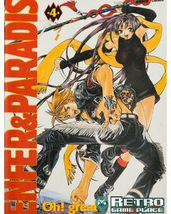 Manga Enfer & Paradis tome 04