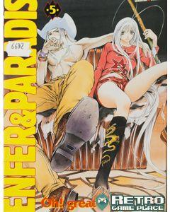 Manga Enfer & Paradis tome 05