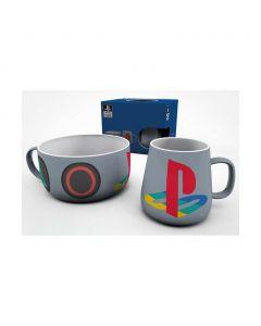 Ensemble Petit déjeuner Playstation