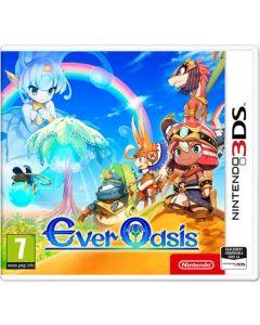 Jeu Ever Oasis (neuf) pour Nintendo 3DS
