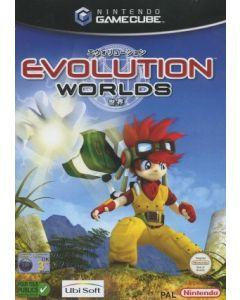 Jeu Evolution Worlds pour Gamecube