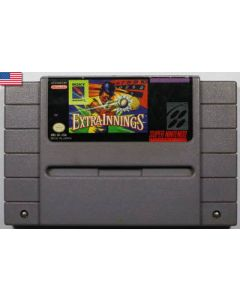 Jeu Extra Innings pour Super NES