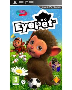 Jeu Eyepet pour PSP