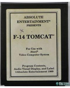 Jeu F-14 Tomcat pour Atari 2600