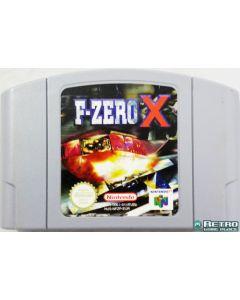 Jeu F-Zero X pour Nintendo 64