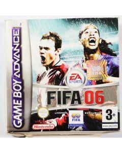 Jeu FIFA 06 pour Game Boy Advance
