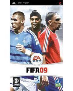 Jeu FIFA 09 pour PSP