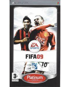 Jeu FIFA 09 Platinum pour PSP