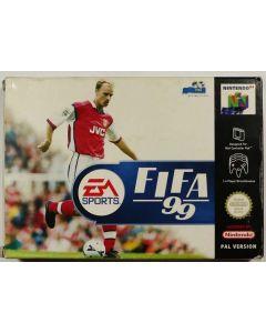 Jeu FIFA 99 (Anglais) pour Nintendo 64