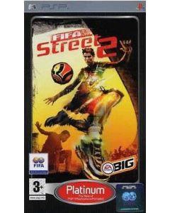 Jeu FIFA Street 2 Platinum pour PSP