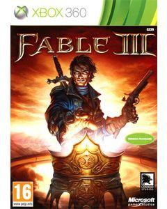 Jeu Fable III pour Xbox 360