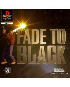 Jeu Fade To Black pour PS1