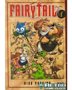 Manga Fairy tail tome 1
