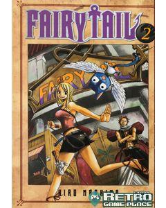 Manga Fairy tail tome 2
