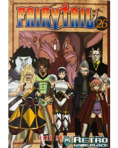Manga Fairy tail tome 26