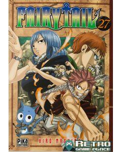 Manga Fairy tail tome 27