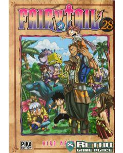 Manga Fairy tail tome 28