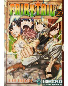 Manga Fairy tail tome 29
