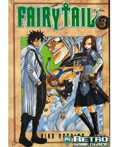 Manga Fairy tail tome 3
