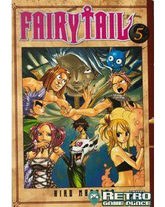 Manga Fairy tail tome 5