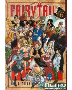 Manga Fairy tail tome 6