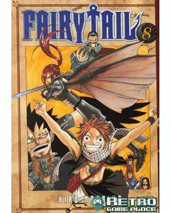 Manga Fairy tail tome 8