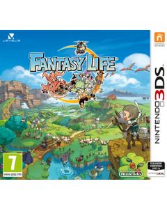 Jeu Fantasy Life pour Nintendo 3DS