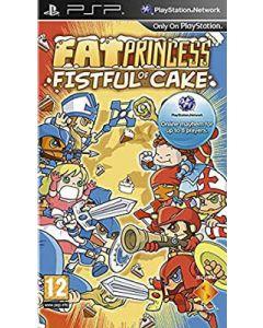Jeu Fat Princess Fistful of Cake pour PSP